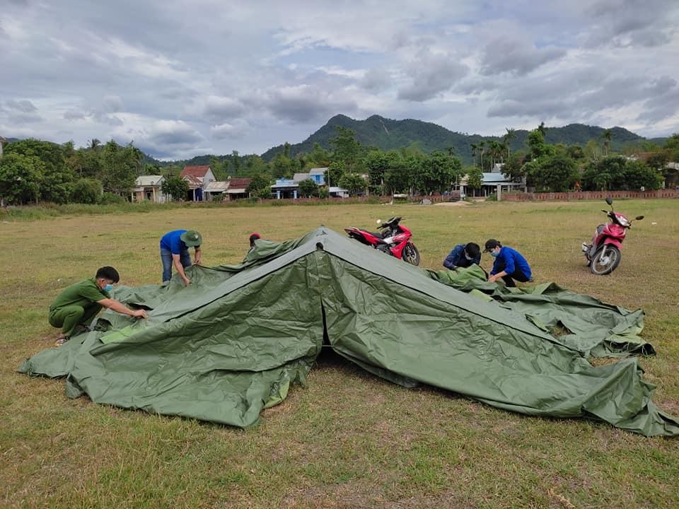 Nông Sơn ra quân chiến dịch tình nguyện mùa hè xanh